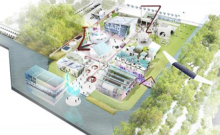 TU Delft, projectbeheersing Green Village