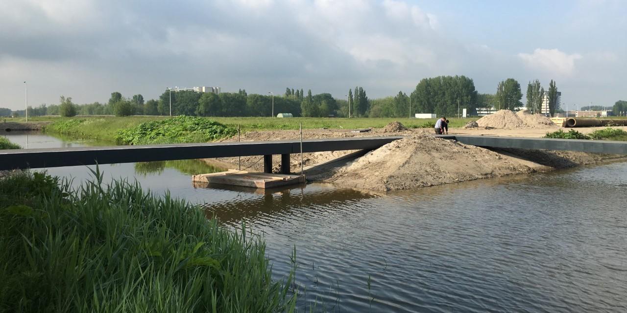 TU Delft, projectbeheersing Inrichting A13-zone